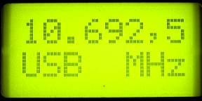 CB-Miernik częstotliwości