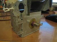 Mikrofalówka Amica GA20E80G, buczy i śmierdzi