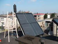 Kolektor słoneczny - ciąg dalszy
