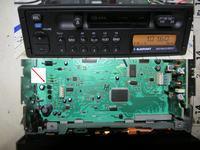 Blaupunkt Sao Paulo RCR27 brak dzwięku