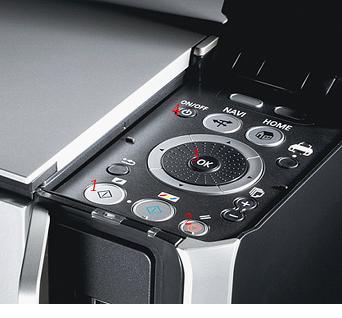 Resetowanie chipa w drukarce canon pixma MP 520