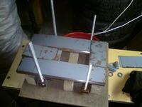 Budowa spawarki tyrystorowej 2-fazowej.