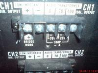 Wycena wzmacniacz QSC cx12t i glosnika Bose 203