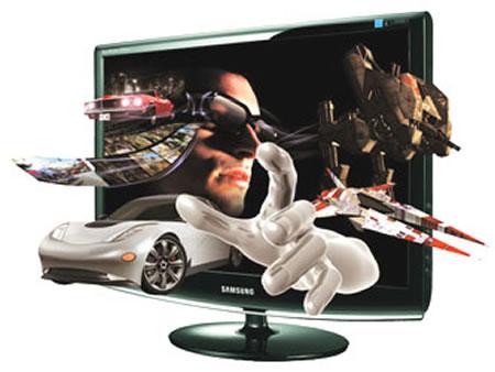 Samsung informuje o kłopotach zdrowotnych związanych z TV 3D