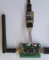 Bezprzewodowa cyfrowa transmisja audio.