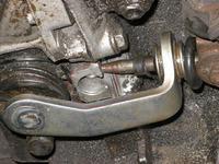 Volvo 440 - problem z biegami.