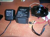 Latarka Guradlite, nowy akumulator i ładowarka