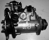 Peugeot 1.9D DW8 - Pompa LUCAS, Siłownik przyśpieszacza wtrysku