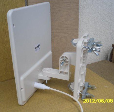 Odbiór naziemnej TV cyfrowej w Radomiu testy różnych anten