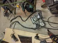 Danaher - Sterownik wózka elektrycznego jak podłączyć?