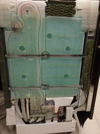Zmywarka Siemens SE56T591EU/13 - nie odprowadza wody po skończeniu programu