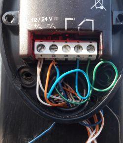 nice master 220 - programowanie bramy + fotokomórki = nie zamyka bramy