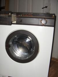 Philips AWB 909 zablokowane drzwi pralki