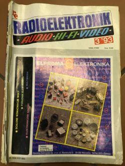 [Inne] Oddam za darmo czasopisma Radioelektronik, Elektronika Praktyczna