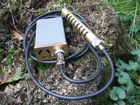 Wzmacniacz sygnału detektora Geigera-Mullera