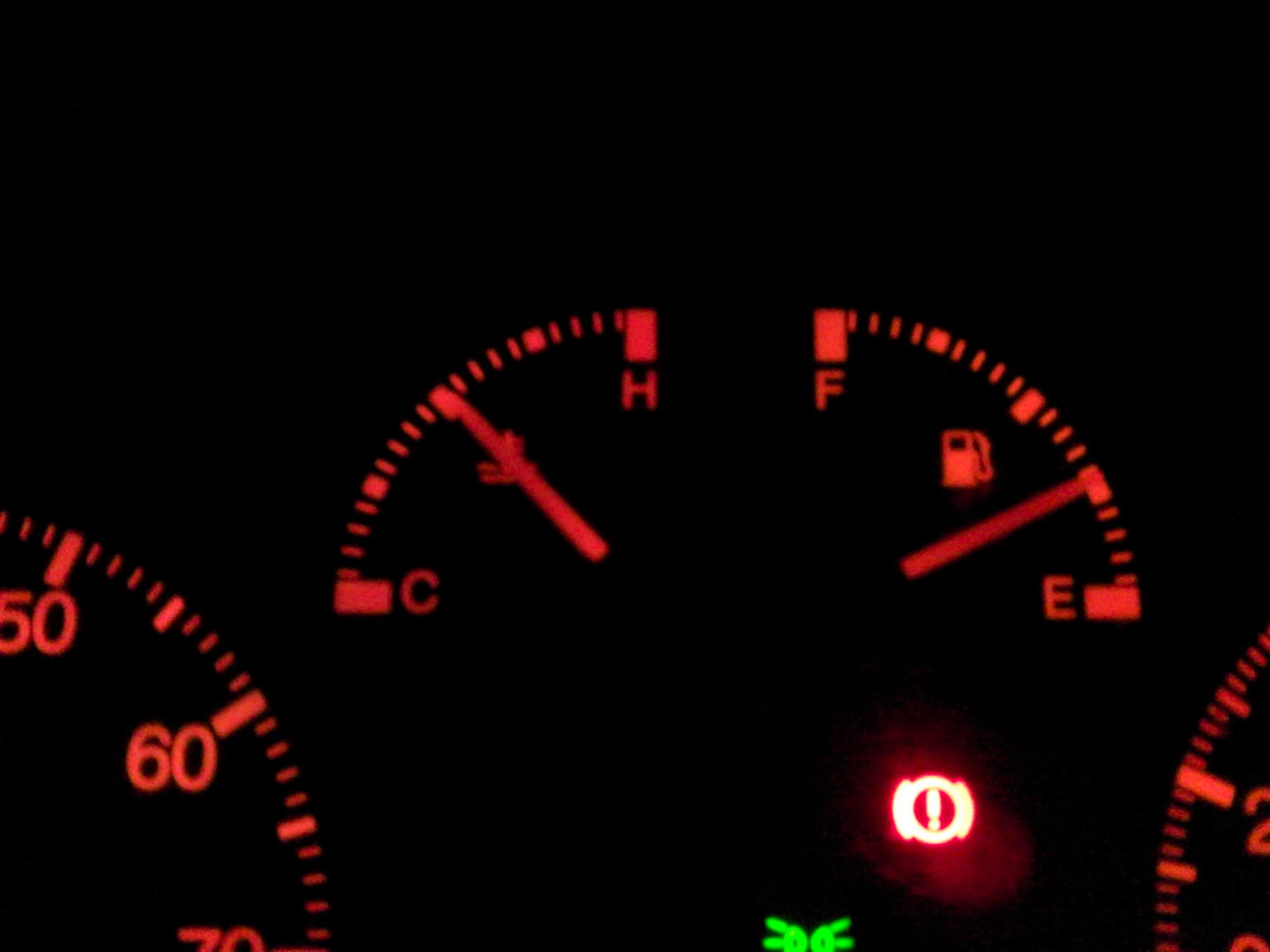 Punto II 1.2 8V - Pytanie o temperatur� silnika.