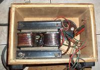 [Sprzedam] Stary autotransformator ma�ej mocy.