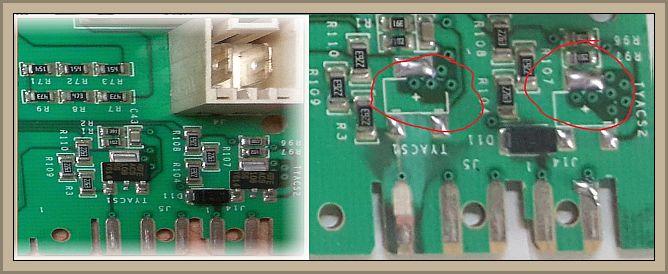 Zanussi ZWH6100P-identyfikacja elementu