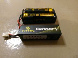 Wymiana akumulatorka,baterii w mierniku satelitarnym SATLINK WS6923/WS6933
