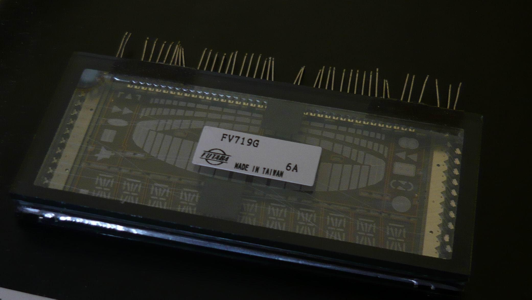 Grundig Space Fidelity PA3 - kupi� wy�wietlacz i inne cz�ci