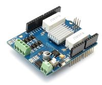 Arduino + Nema 17 + motor shield