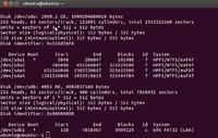 Linux i GParted - Niewidoczne partycje.