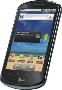 "Huawei Impulse 4G - smartphone z ekranem 3,8"", 800 MHz, LTE"