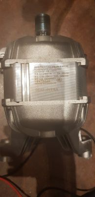 Pralka Samsung WW12K8402OW - najpierw nie wirowała, teraz nie kręci silnik