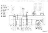 Silnik pralki Whirlpool 461975033611 - Podłączenie do regulatora obrotów