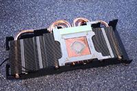Radeon 6970 powercolor 2gb - Bardzo szybkie nagrzewanie się i czarny ekran