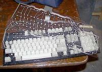 Modernizacja klawiatury komputera - każdy klawisz osobno - będzie ok?