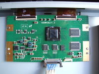 Samsung LE40M71B - brak obrazu