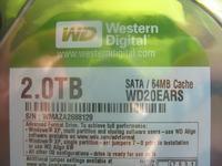 Zakupiony dysk twardy WD - bez numeru seryjnego ?