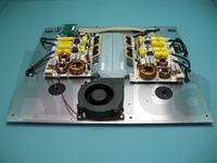 Płyta indukcyjna Amica PBF4VI506AFTB - uszkodzony panel sterowania
