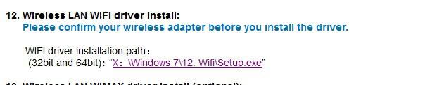 Lenovo idepad z580 - problem z wifi / windows7 x64