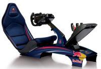 Playseat, fotel dla graczy - poczuj si� jak w bolidzie F1