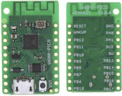 W600-PICO V1.0.0 - płytka prototypowa z W600, Wi-Fi i Micro Python za 2 dolary