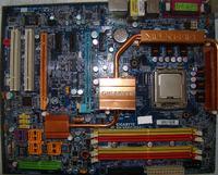 [Sprzedam] P�yta Gigabyte ga-965p-ds4/ C2D E6400/ BDROM Samsung