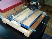 Laserowy ploter CNC, czyli ploter za kilka złotych.