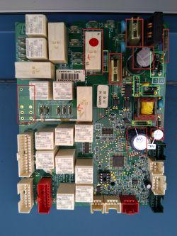 Electrolux EOC68000X (PNC 944181041) - Piekarnik Nie grzeje. (termoobieg)