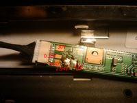 Lenovo N100 brak podświetlenia matrycy