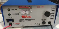 Centra plus 44ah - Jak długo ładować zasiarczony akumulator