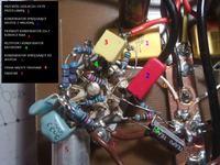 Lampowy przedwzmacniacz gramofonowy - przydźwięk sieciowy.