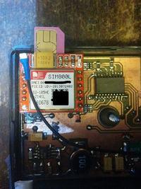 Moduł sim800l nie łączy się z siecią
