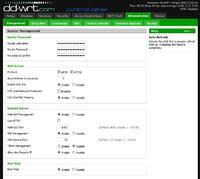 DD-WRT Repeater Bridge - dostęp do ustawień 2 routera z zewnątrz