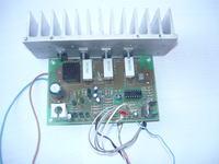 Zasilacz mikroprocesorowy 2x  0-24V  0-2.5A