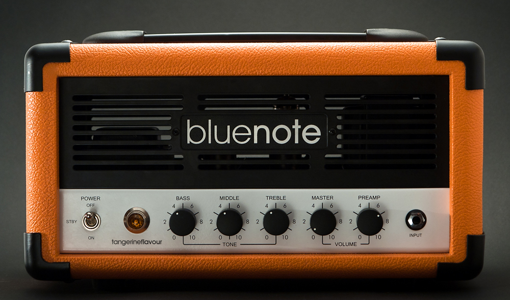 Bluenote Tangerine Flavour, czyli 5-watowy Orange Rockerverb
