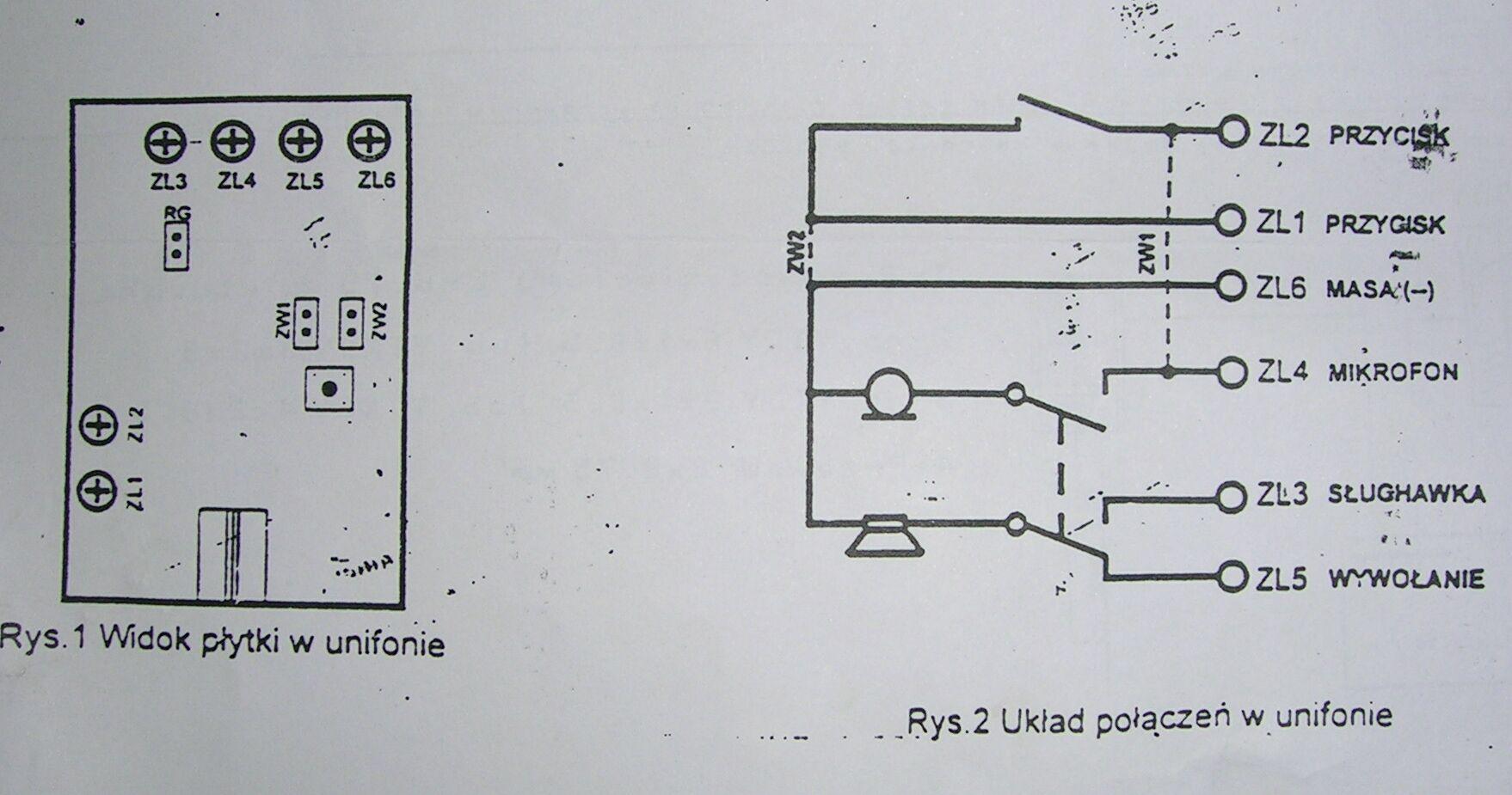 URMET 1140 - Wymiana domofonu, jak pod��czy� kabelki?