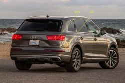Audi Q7 - Ledy kombinacje