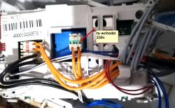 Whirlpool AWE-7347 P - nie włącza się (martwy pulpit)